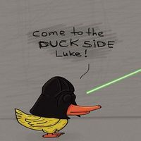 Вечірка Welcome to the DUCKSide