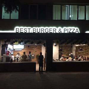 Best Burger and Pizza