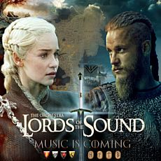 Концерт Lords of the Sound з програмою Music Is Coming