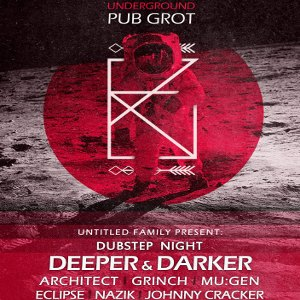 Вечірка Dubstep Night: Deeper & Darker