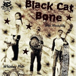 Wild Rockabilly Party з гуртом Black Cat Bone