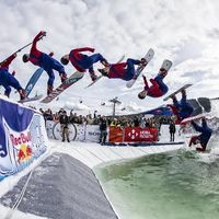 Змагання Red Bull Jump & Freeze