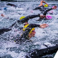 Загання Bukovel Mountain UltraSwim