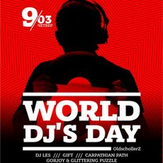 Вечірка World Dj's Day